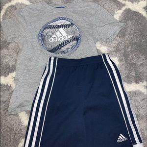 Adidas: Boys set